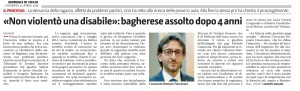 GDS 22-04-2018 Bagherese assolto