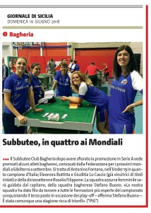 GdS 10062018 Trionfo